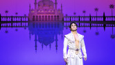 Adam Jacobs as the title character in ALADDIN. Photo by Deen Van Meer